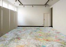 Eleonora Gugliotta - Scorie Microcosmiche – superficie calpestabile, 2015
