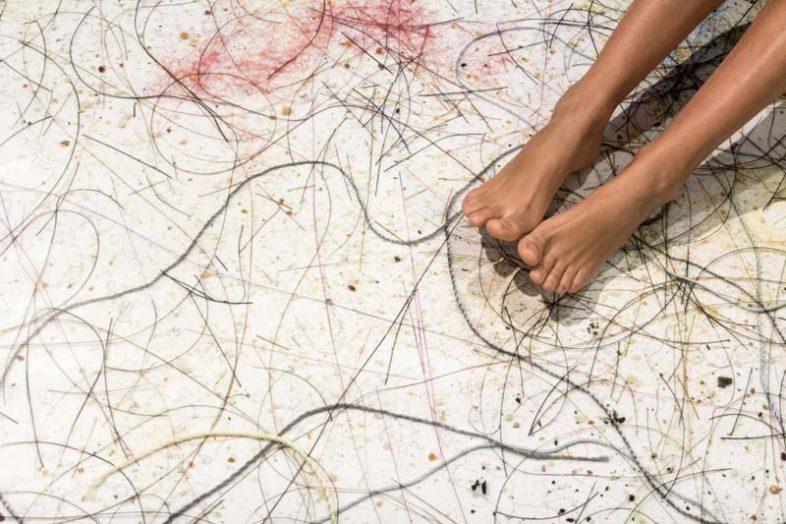 """Eleonora Gugliotta: mostra """"Scorie Microcosmiche"""" presso ex studio di Piero Manzoni a Brera, Milano"""